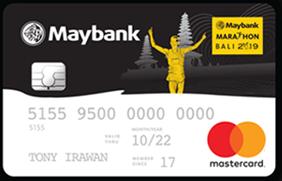 Marathon Credit Card Login >> Maybank White Card